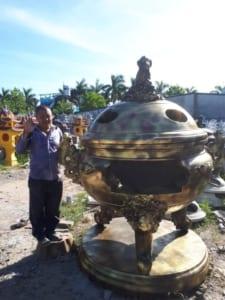 Đỉnh Hóa Vàng Cho Chung Cư hộ Gia Đình – Báo Giá Chi Phí Lắp Đặt Toàn Quốc – Đại Phát Composite