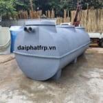 Hướng dẫn cách đặt ống bể phốt bể tự hoại composite hiệu quả, cho độ bền cao