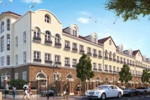 Cung Cấp Bể Phốt Composite cho dự án Khu đô thị Nam An Khánh