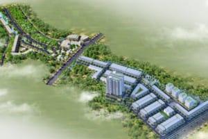 Cung cấp bể phốt composite cho dự án Sky Garden Vĩnh Yên